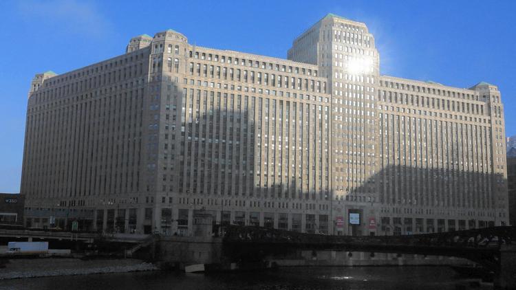 Beam Suntory, the world's third-largest premium spirits company, considers Chicago move