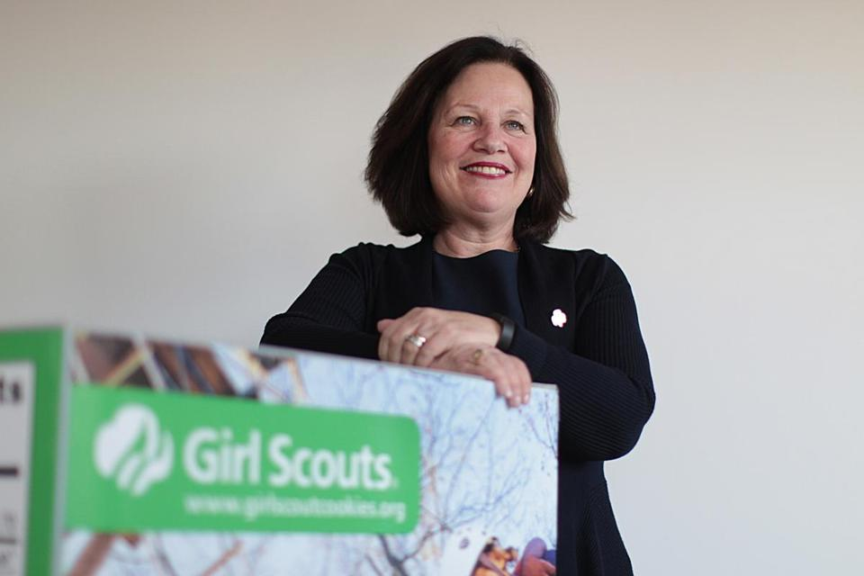 Online cookie shopping? Girl Scouts becoming more tech-friendly