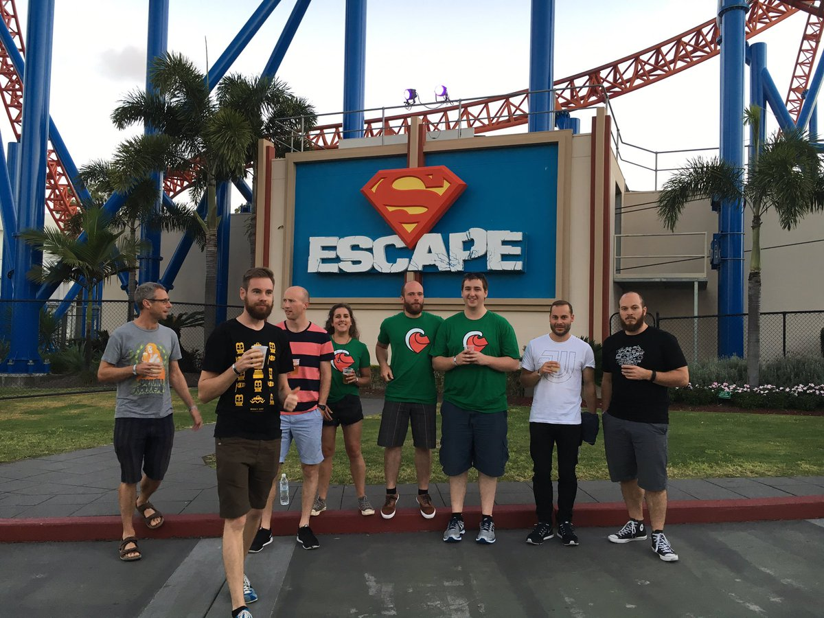 #rubyconf_au @CultureAmp Thank you so much. What an amazing time at movie world. Memorable experience for @Abletech https://t.co/5reSdY3SYF