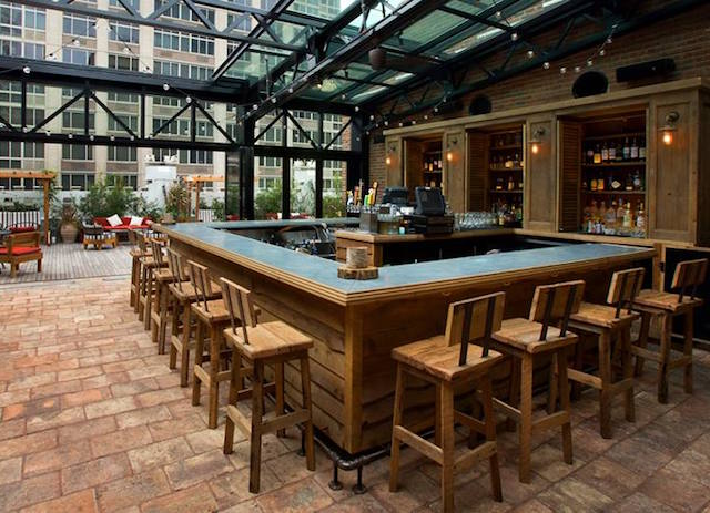 Here are the best all-season rooftop bars in NYC