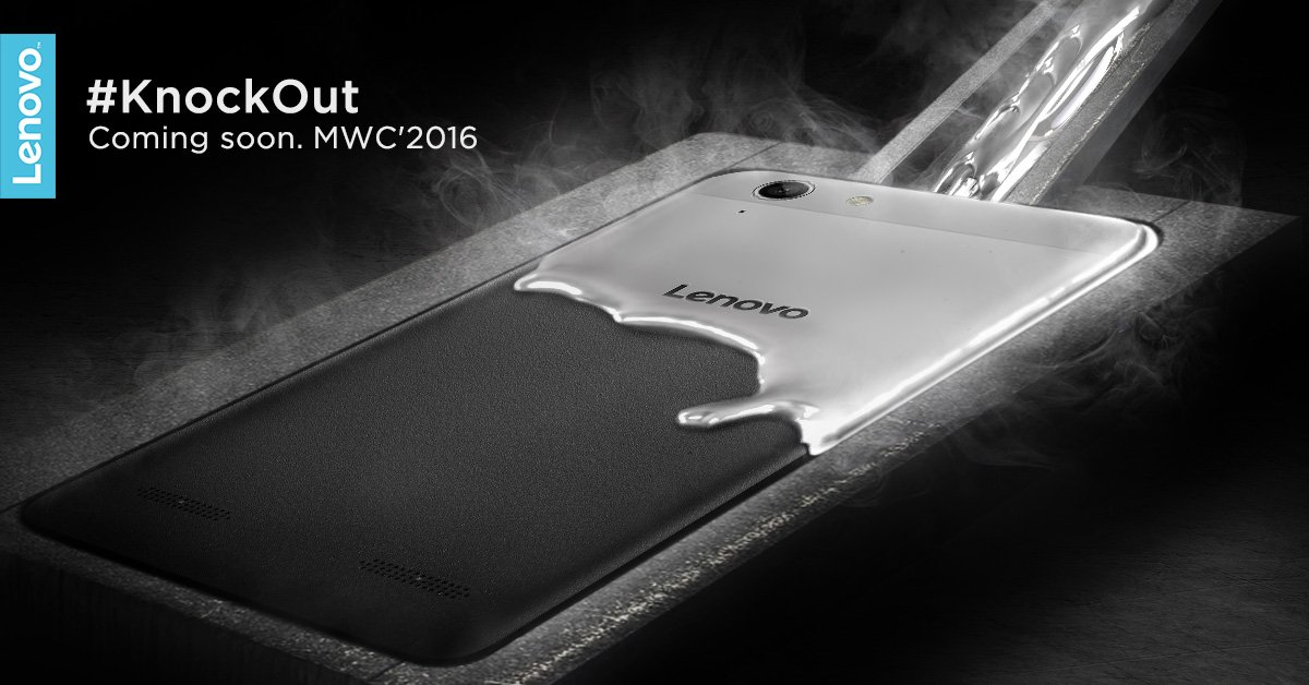 Lenovo launching new metal smartphone at MWC 2016