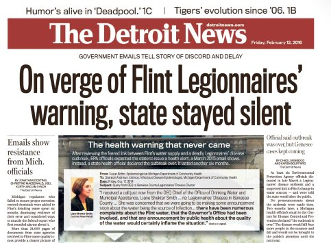 Worth the $1. Learn what led up to the FlintWaterCrisis, leaving 9 dead