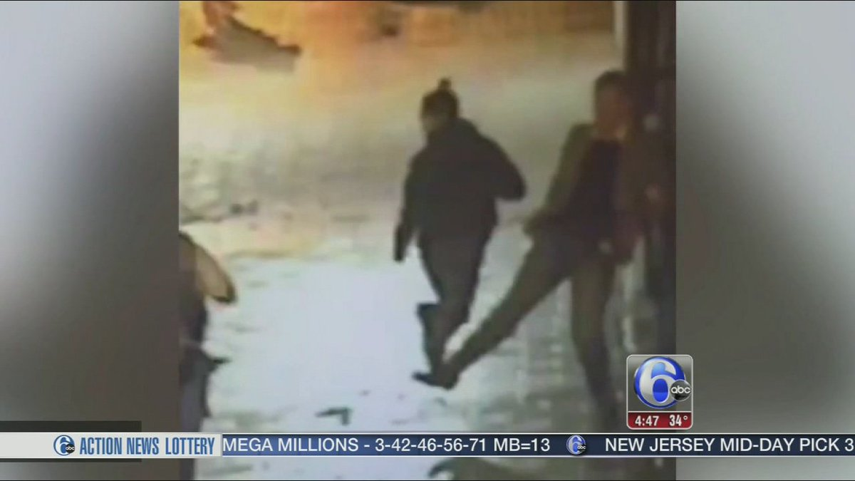 Bystander Who Tripped Fleeing Suspect Revealed as Army Soldier