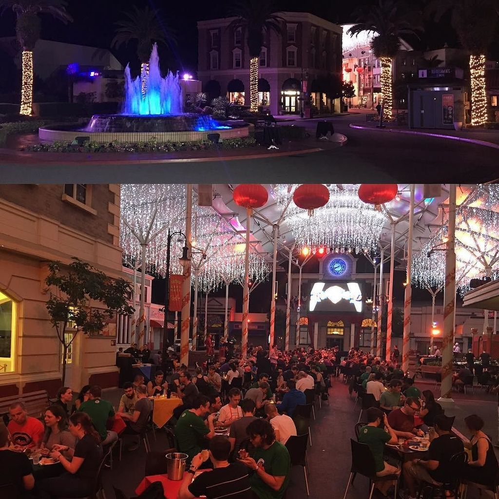 That time @rubyconf_au rented out a theme park for the conference attendees to have a priv… https://t.co/2gRrVvrY50 https://t.co/UKvdTUweGr