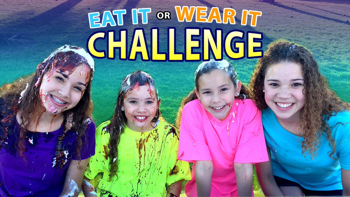 mattybraps on twitter the haschaksisters new eat it or wear it