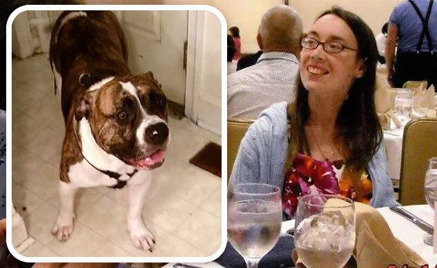 N.C. mom-of-two mauled to death by pit bull she adopted a week ago