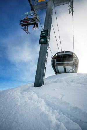 Pitkin County authorities arrest man suspected in Aspen chairlift push
