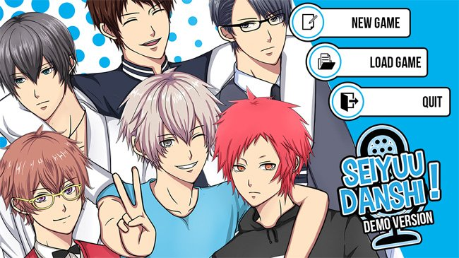 yaoi dating Sims Online