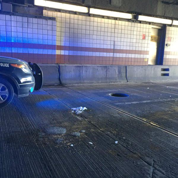 Friday morning's I-93 fatality caused by dislodged manhole cover smashing through windshield