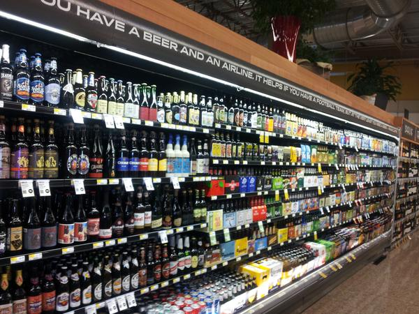 Beer may be headed to grocery stores — but hard liquor? They were feeling left out