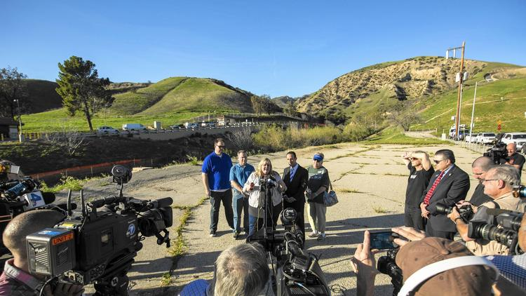 Road to recovery begins in Porter Ranch as gas leak is halted at last