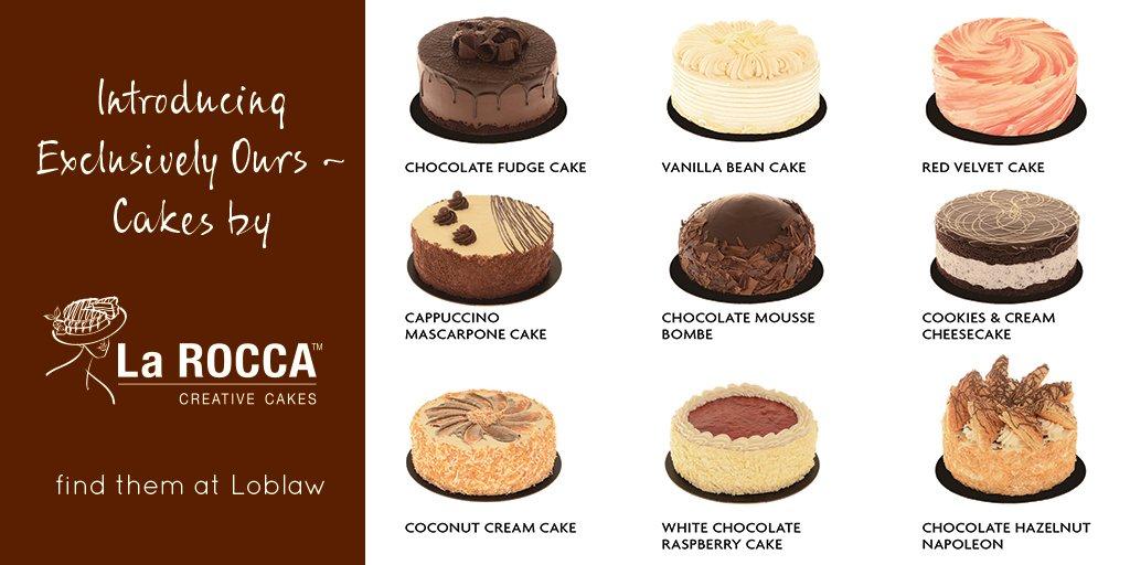 La Rocca Cakes Recipes