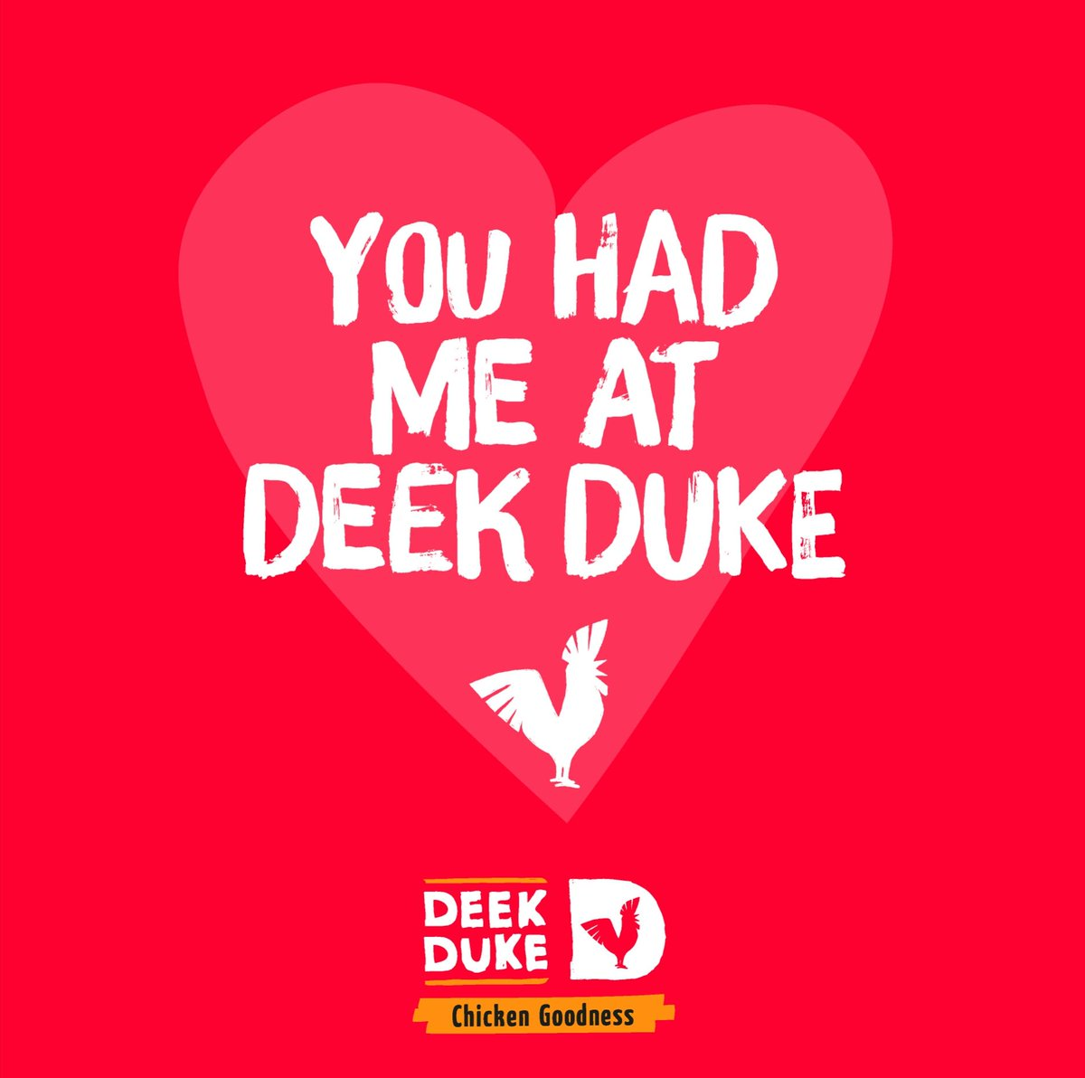 That's how Dukeaholics know it is #TrueLove! Rt &Tag your Valentine and you may win some #ChickenGoodness! https://t.co/8jg1UuAace