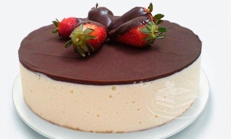Рецепт торта птичье молоко от селезнева
