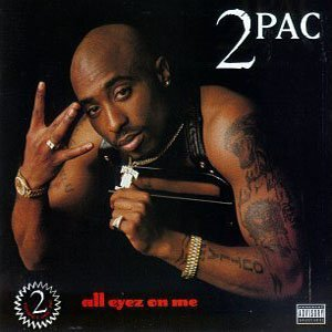 Side note: 2pac dropped All Eyez on Me exactly 20 years ago. https://t.co/edlMPtI7L1