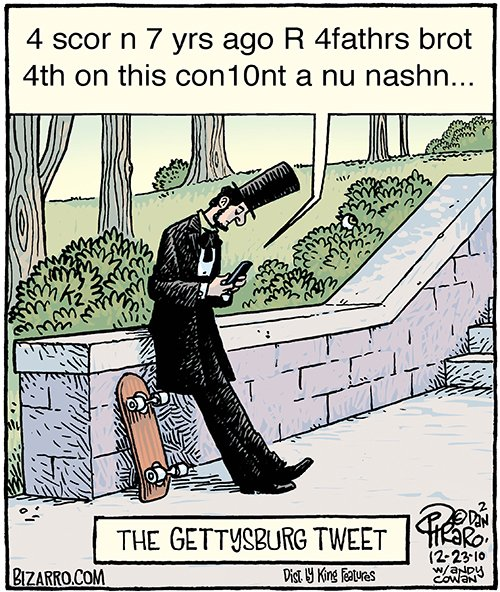 #ThingsLincolnDidntSay #LincolnsBirthday #Lincoln from https://t.co/pW9DCezAKh https://t.co/P49KiYIPPD