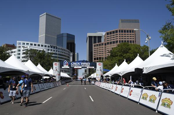 No USA Pro Challenge bike race this year