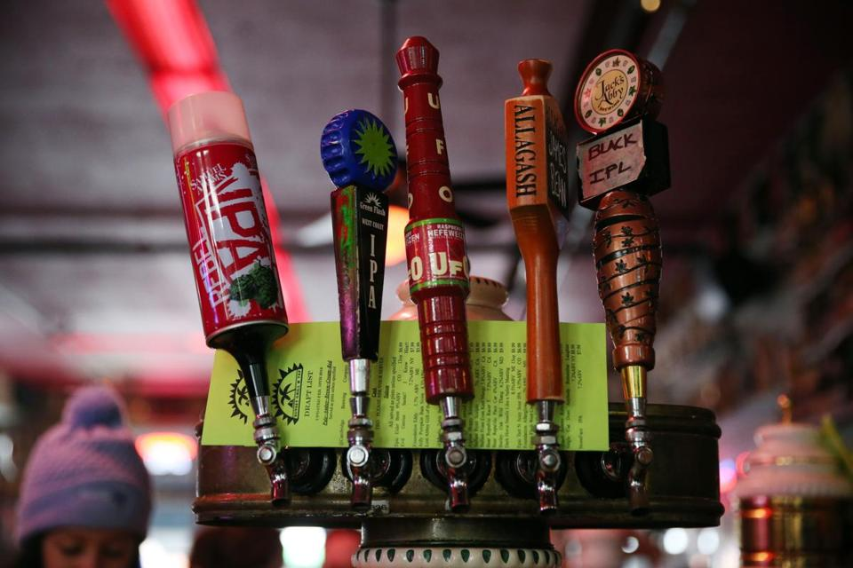 Craft Brewers Guild spent around $120,000 to pay kickbacks to 12 Boston licensees, ABCC says