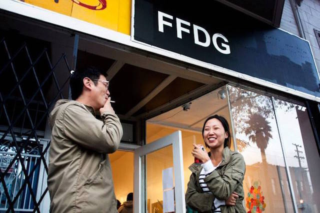 Fecal Face Dot Gallery set to close at month's end.