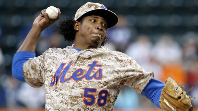 Mets reliever Jennry Mejia banned by MLB after 3rd positive drug test