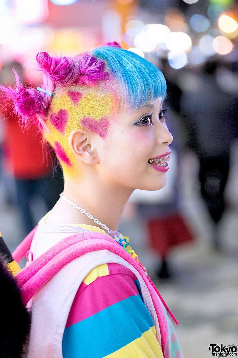 Tokyo Fashion On Twitter Quot Haruka Kurebayashi Amp Junnyan S