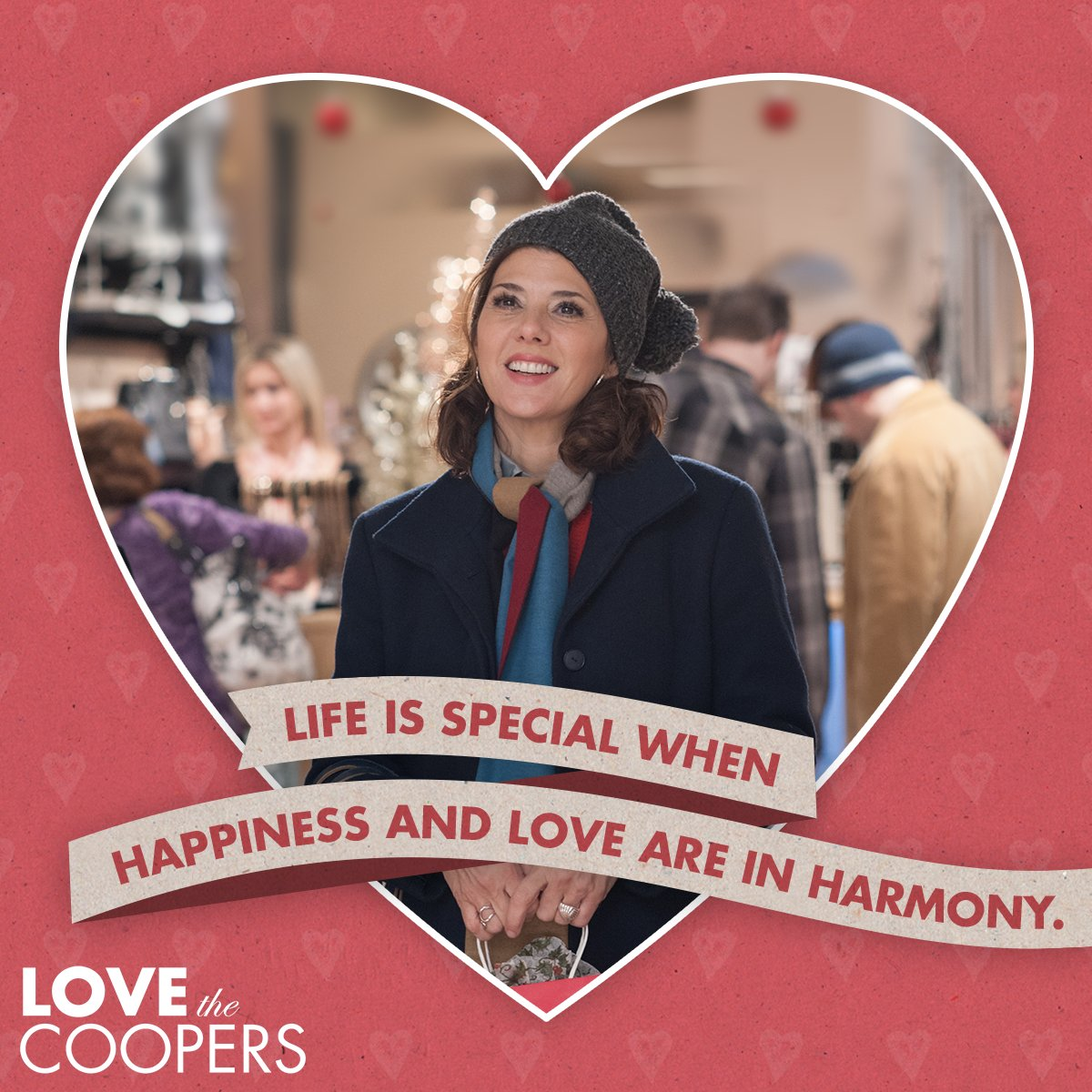 Get ready for a  sweet Valentine's Day. Share your love with this Love the Coopers V-Day card! #LoveTheCoopers https://t.co/ccAqVCTmmg