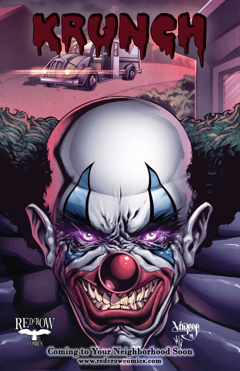 Stay tuned...  ;-)  https://youtu.be/Hwq0KGJEOeE #comics #comictalk #comicfans #comiclovers #art (c) 2016 Red Crow Comics