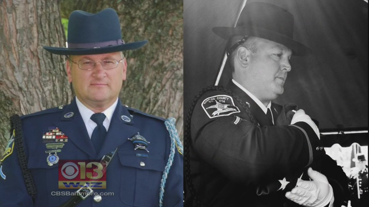 An outpouring of support continues to come in for the two fallen @Harford_Sheriff deputies