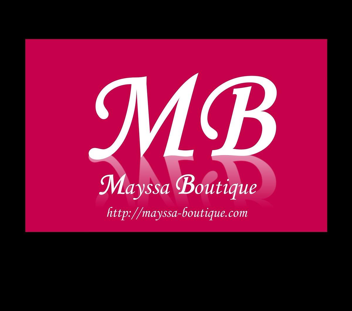 Mayssa Boutique mayssa-boutique (@mayssaboutique) | twitter