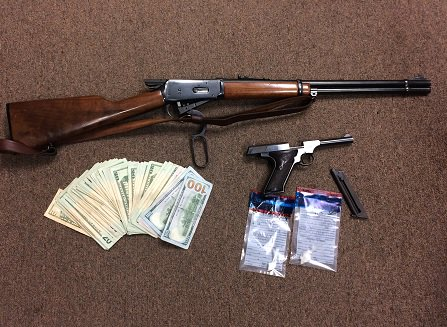 Police: Bridgeville DE man busted for cocaine sales from his home on Wesley Church Rd.Bridgeville