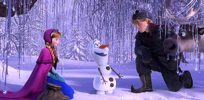 Pre-Broadway version of Disney's