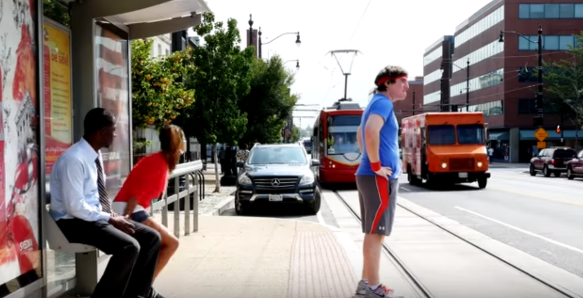 DDOT releases a 3 minute video on how to ride the streetcar. There's a lot of running?