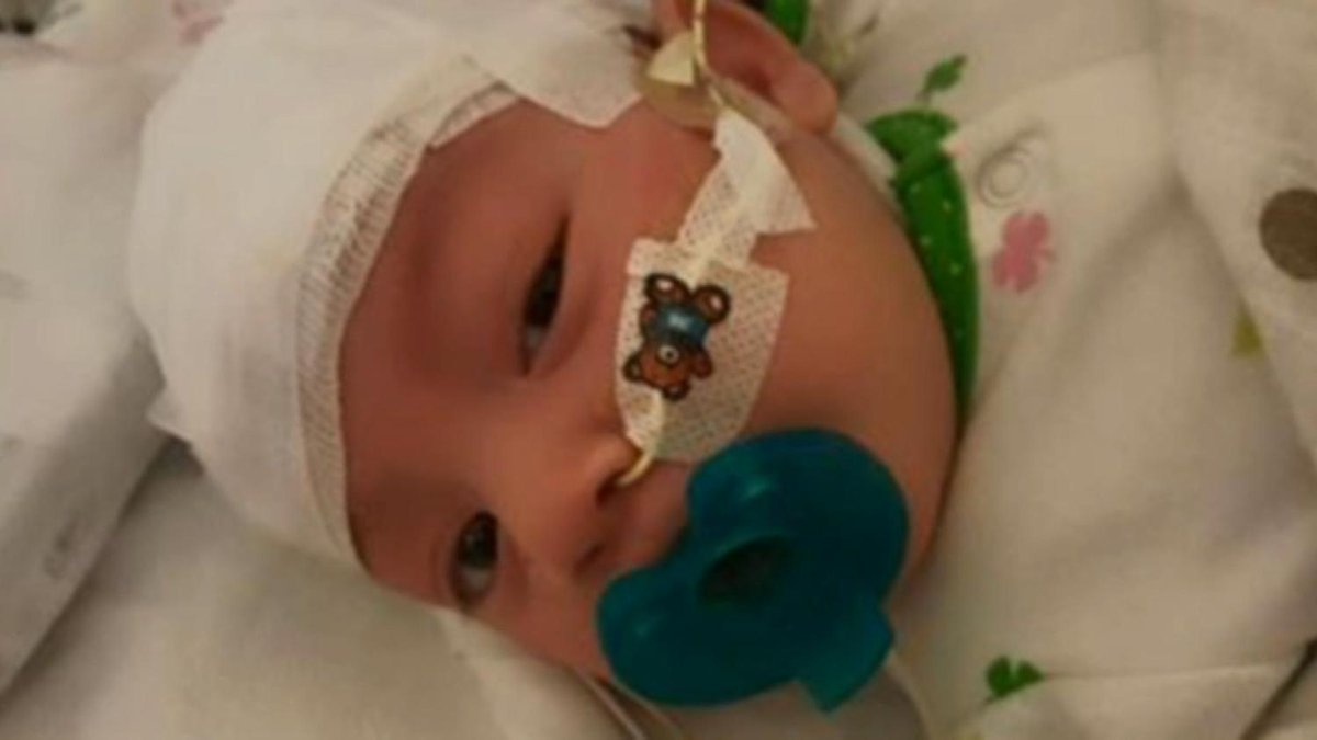History Made: First Baby With Hemp Oil Treated At Children's Hospital Colorado