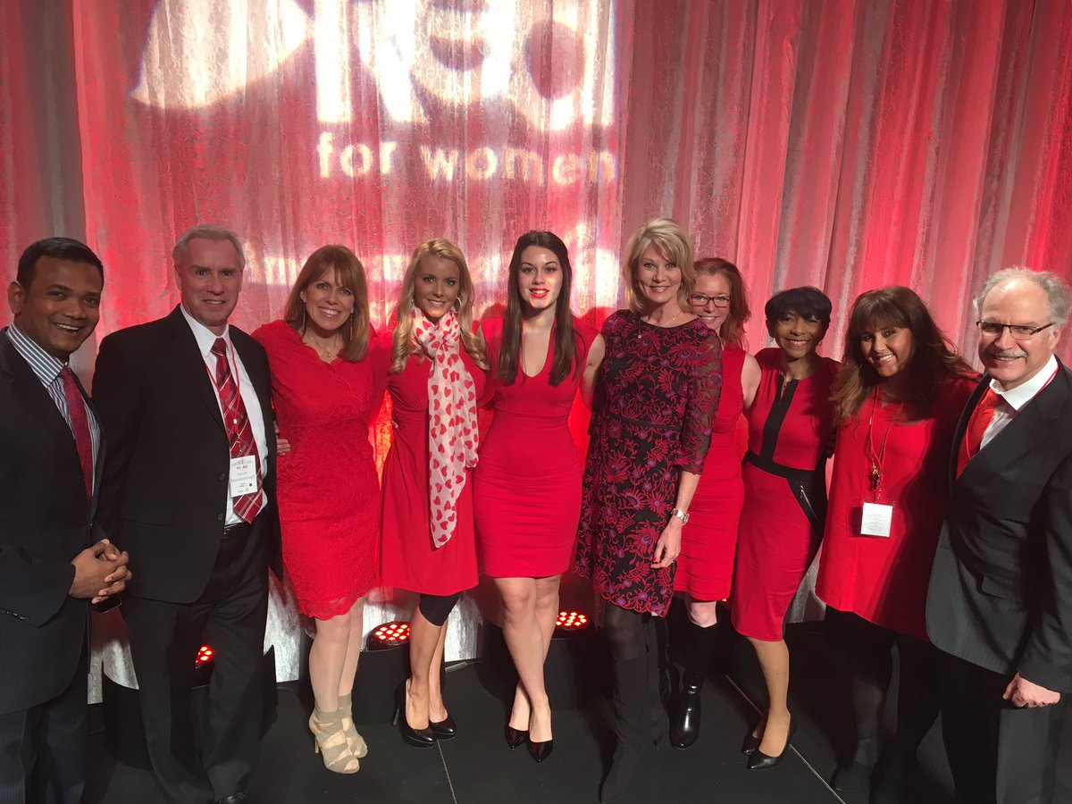 Fox2 supports Go Red for Women !! DetroitGoRed fox2detroit