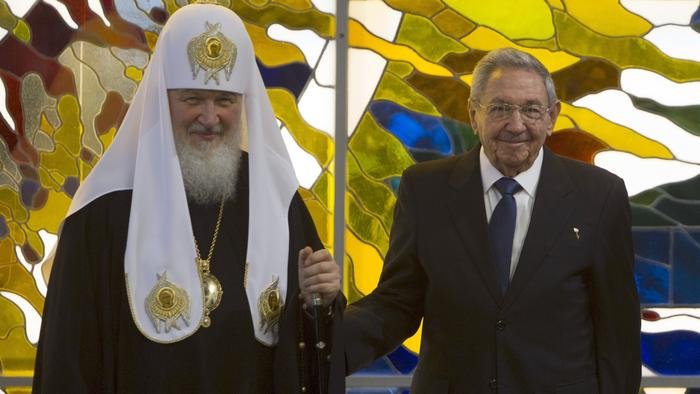 Pope Francis travels to Cuba for historic meeting with patriarch of Russian Orthodox Church