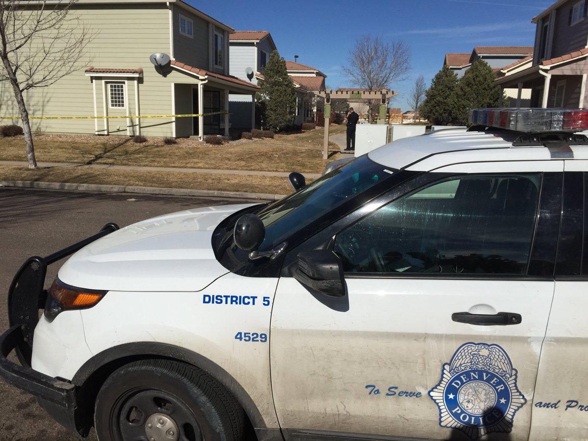 Denver PD investigating a shooting in Green Valley Ranch on East 47th. Man wounded in leg is expected to survive.