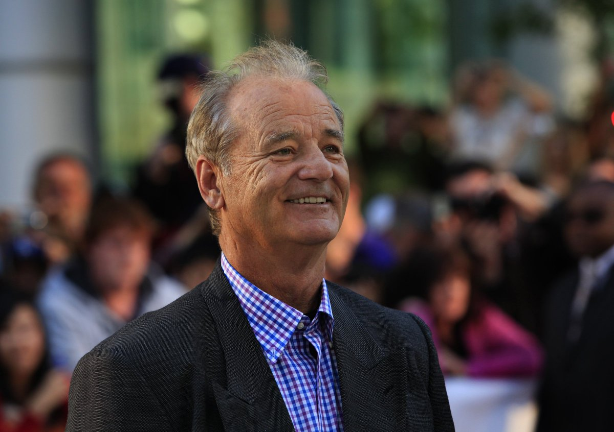 Bill Murray won't face charges for throwing phones at a rooftop bar, police tell me