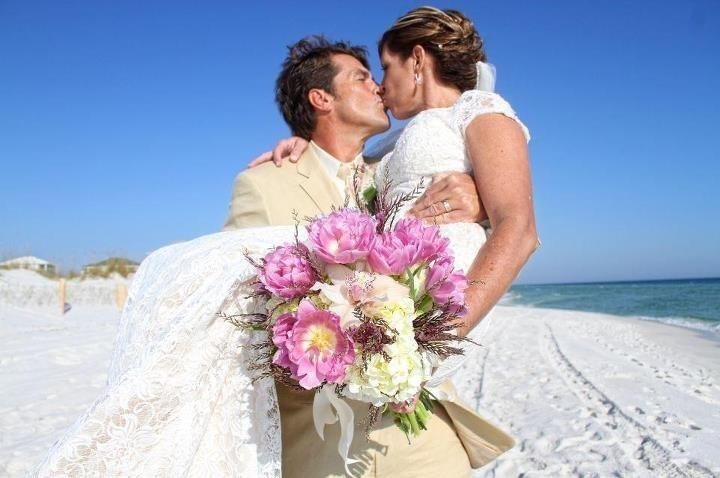 Wendy griffith wedding