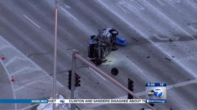 Driver ID'd in deadly Huntley crash that may have been intentional, police say
