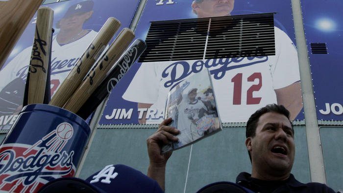 The Dodgers will provide fans with free programs this year