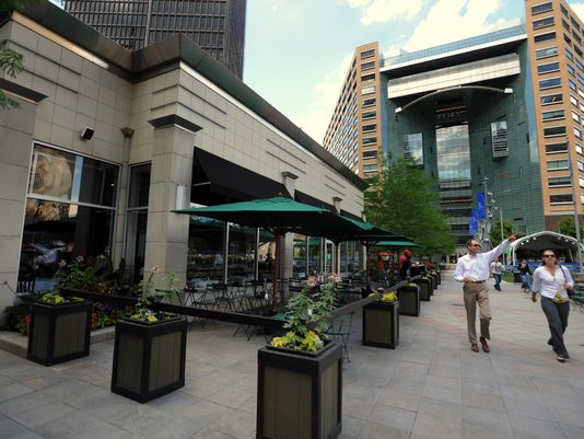 New restaurant planned for Campus Martius this summer