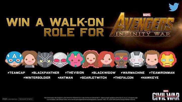 The Avengers on Twitter: