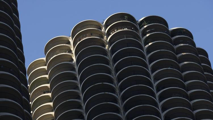 Marina City, found