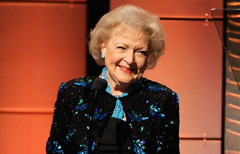 The most important 'Deadpool' review: Betty White's. Yup, you read that right.