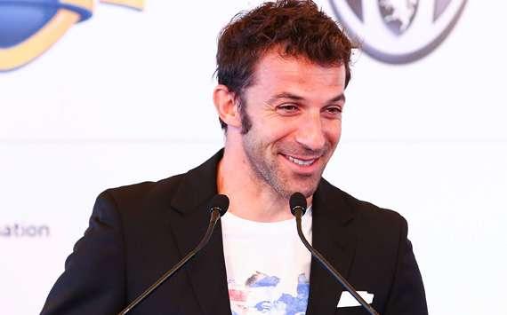 """Alex Del Piero: """"Il Napoli può battere la Juventus"""""""