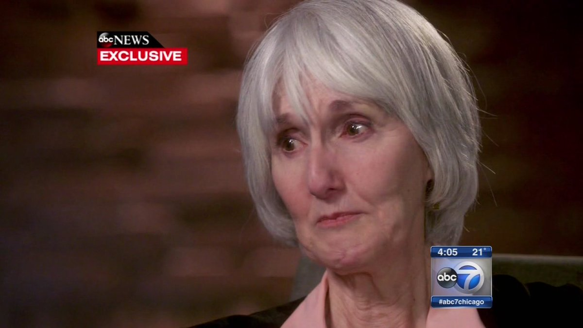 17 years after Columbine, Sue Klebold speaks exclusively for the first time to Diane Sawyer