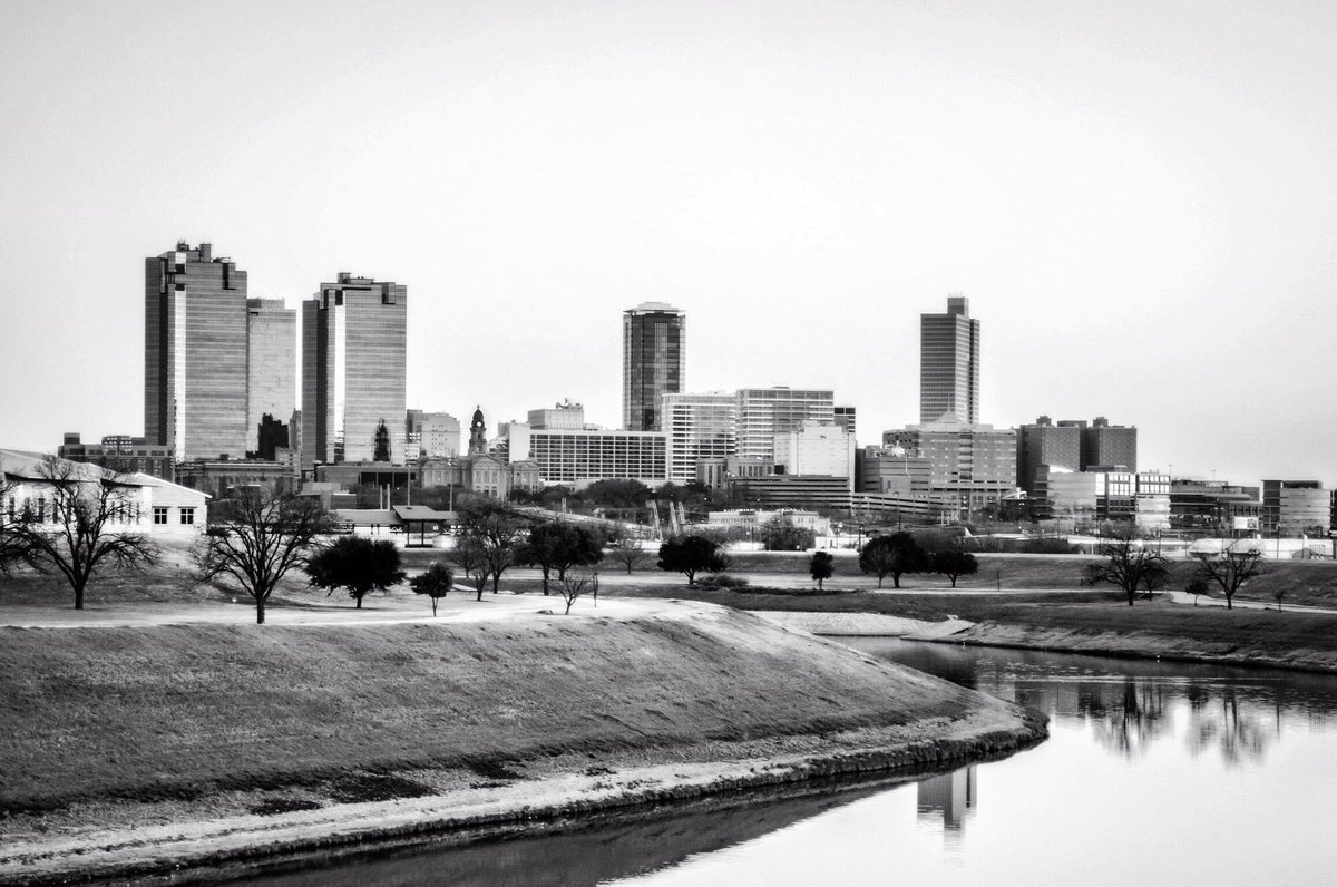 We live a very beautiful city! KeepFortWorthBeautiful!