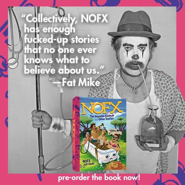 nofx the hepatitis bathtub and other stories audiobook