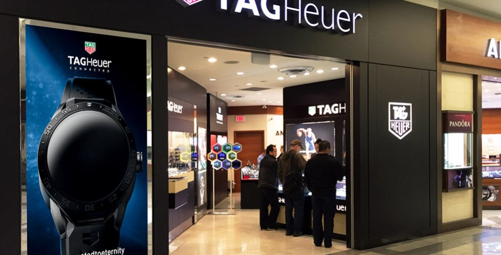 Tag Heuer launches highly-anticipated smartwatch in Vancouver