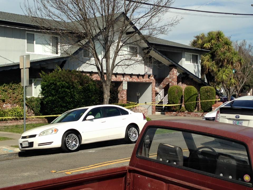Man stabbed to death by 21-year-old son in San Leandro home